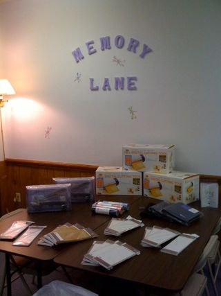 Memory lane 1