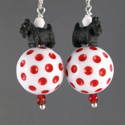 Scotty earrings
